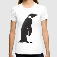 penguin T-shirts featuring Penguin by Cs025
