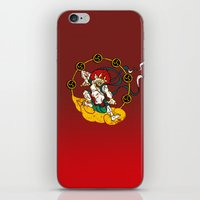 Raijin iPhone & iPod Skin