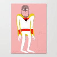 Space Ghost. Canvas Print