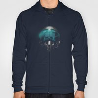 Space Invasion Hoody