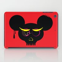 rat poison iPad Case