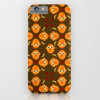 Monkeys iPhone 6 Slim Case