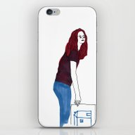 Lithography Is Easy *sai… iPhone & iPod Skin