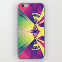 DOUBLE TUNNEL iPhone & iPod Skin