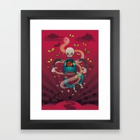 Spirit Framed Art Print