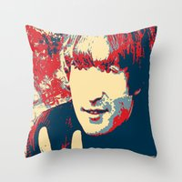 Reality: HOPE Edition Throw Pillow