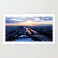 Pick A Bridge Art Print