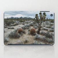 Mojave iPad Case