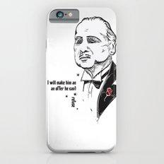 Heroes - The Diplomat iPhone 6s Slim Case