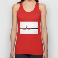 Tis The Season - Kingfis… Unisex Tank Top