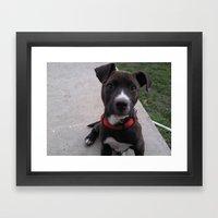 Cheka Framed Art Print