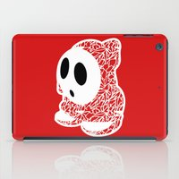 ShyGuy #CrackedOutBadGuy… iPad Case