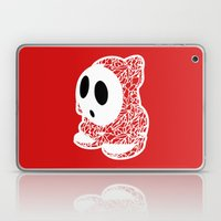 ShyGuy #CrackedOutBadGuy… Laptop & iPad Skin