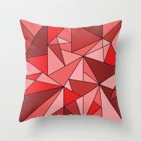 Redup Throw Pillow