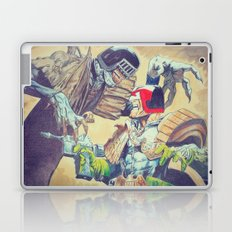 Judge Dredd Laptop & iPad Skin