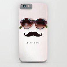 je m'en fous iPhone 6 Slim Case