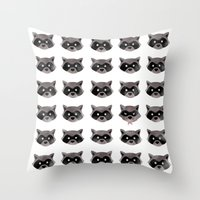 Who's the real hero? Throw Pillow