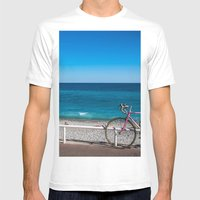 Beach And The Bike - Nic… Mens Fitted Tee White SMALL