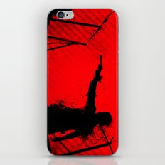 The Walking Dead Rick iPhone & iPod Skin