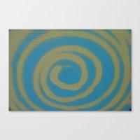 Hypnotize Canvas Print