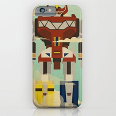 The Mega of the Zords Slim Case iPhone 6s