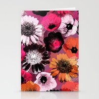 Floral Bouquet Stationery Cards