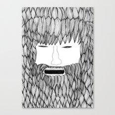 Doodle Canvas Print