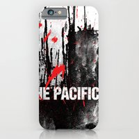 iPhone & iPod Case featuring The Pacific by Tyler Bramer