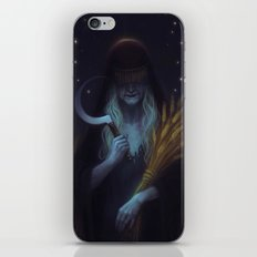 Mother Saturn iPhone & iPod Skin