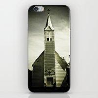 Sacred Heart Church iPhone & iPod Skin