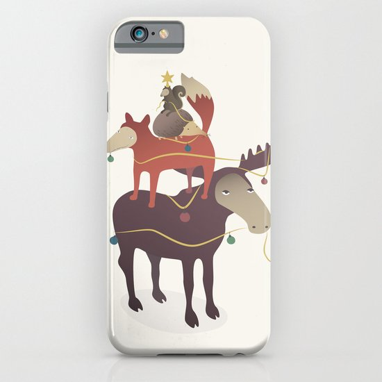 X-Moose Tree iPhone & iPod Case
