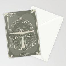 Boba Fett on Acid Stationery Cards