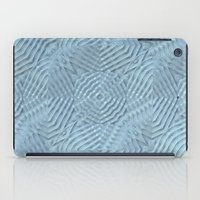 A Calming Blue iPad Case