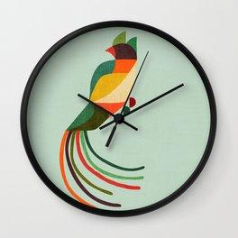 Wall Clock - Bird - Picomodi