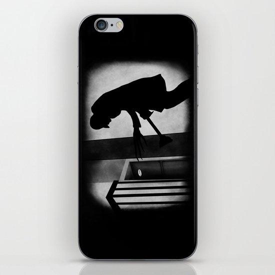 Die Toilette (in German) iPhone & iPod Skin