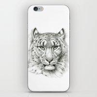 Snow Leopard SK040 iPhone & iPod Skin