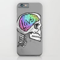 iPhone & iPod Case featuring Love Ingrained by Elektrikk