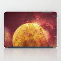 Retro Nebula iPad Case