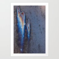 oxidized nebula Art Print