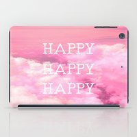 Happy Happy Happy iPad Case