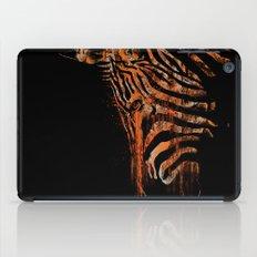 Zebra Mood iPad Case