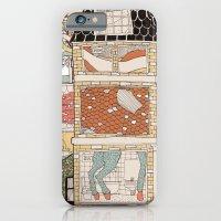 City of animamaly iPhone 6 Slim Case
