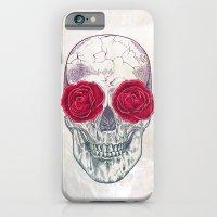 Skull & Roses iPhone 6 Slim Case