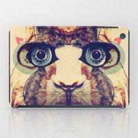 Rabbit Heart iPad Case