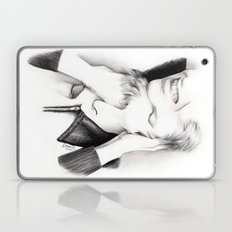DECONSTRUCTION OF DAVID BOWIE  Laptop & iPad Skin