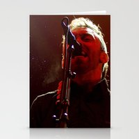 Rise Against Stationery Cards