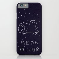 Cat Constellation (Meow Minor)  iPhone 6 Slim Case