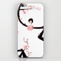 Gentle Blossom iPhone & iPod Skin