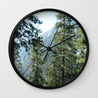 The Ancient Days Wall Clock