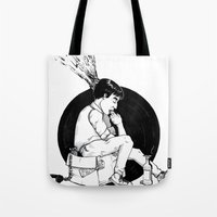 THE LIFE BEFORE DEATH Tote Bag